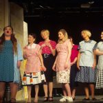 Pajama Game Production Photo 1