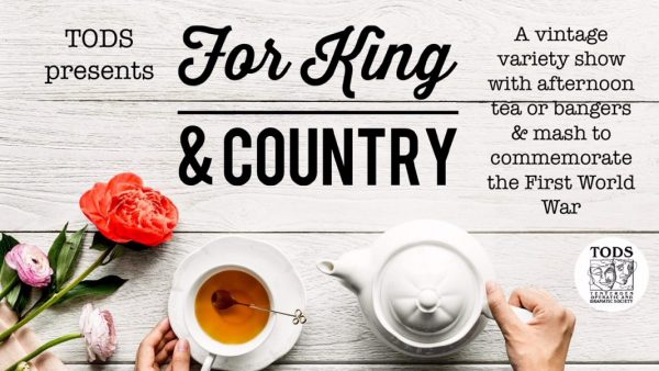 For King and Country Banner