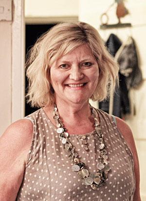 Heather Barnes, TODS