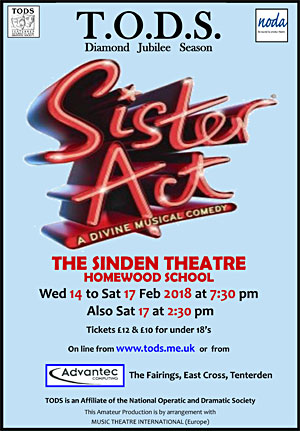 Poster for Sister Act